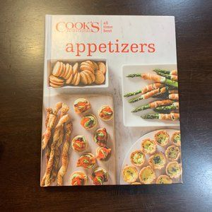 Cook's Illustrated All Time Best Appetizers